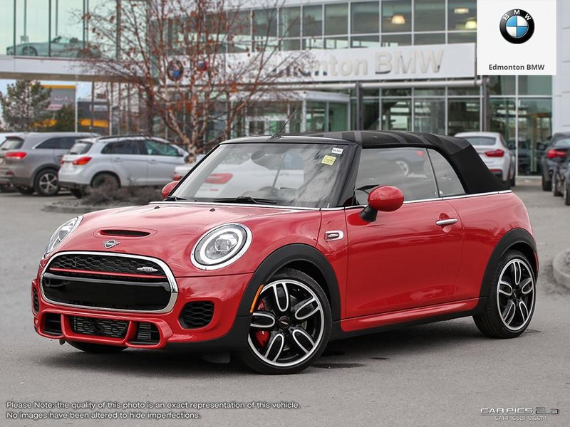 2019 MINI Convertible for sale in Edmonton, Alberta