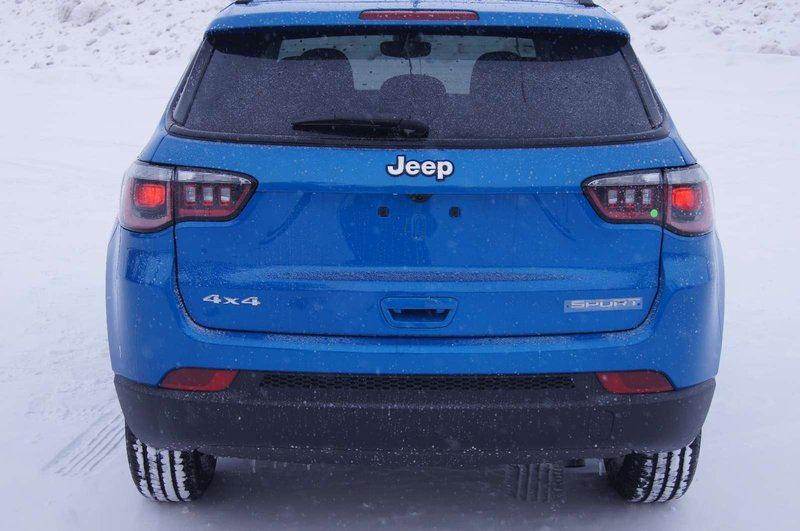 2018 Jeep Compass for sale in Yellowknife, Northwest Territories