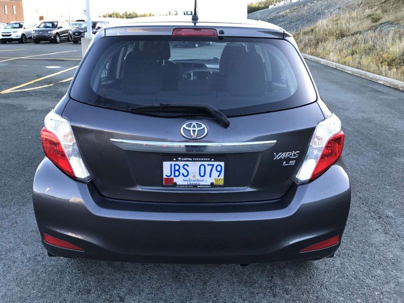 2014 Toyota Yaris for sale in St. John's, Newfoundland and Labrador