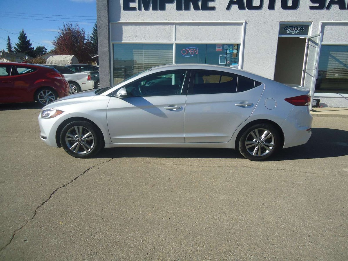 2017 Hyundai Elantra for sale in Lacombe, Alberta