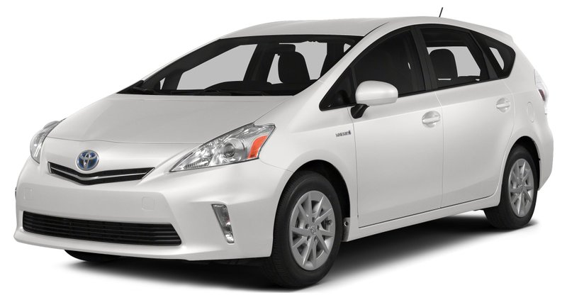 2014 Toyota Prius v for sale in Vancouver, British Columbia