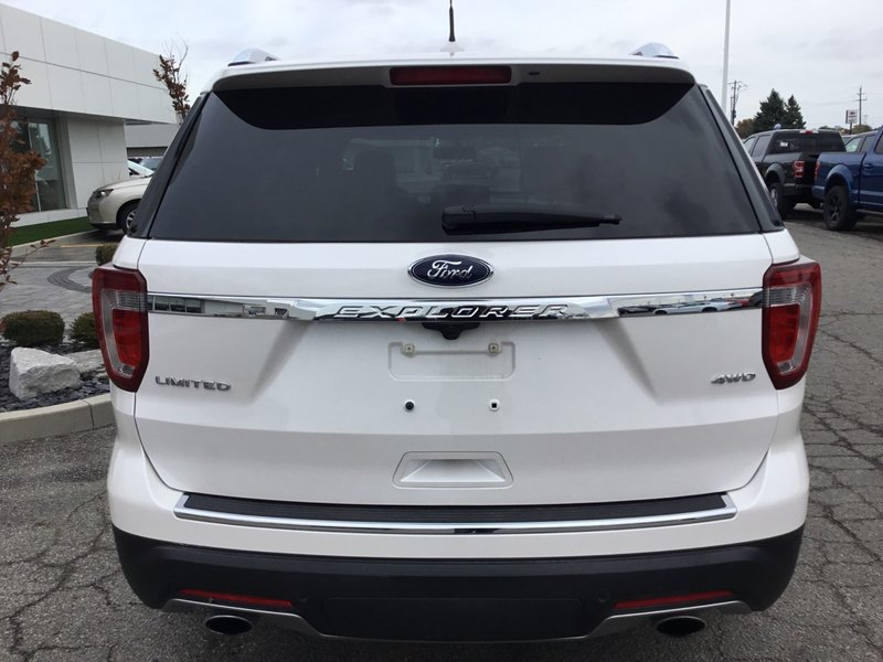 2018 Ford Explorer for sale in Tilbury, Ontario