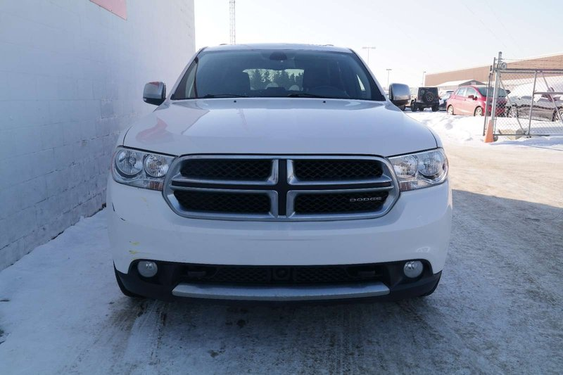 2012 Dodge Durango for sale in Edmonton, Alberta