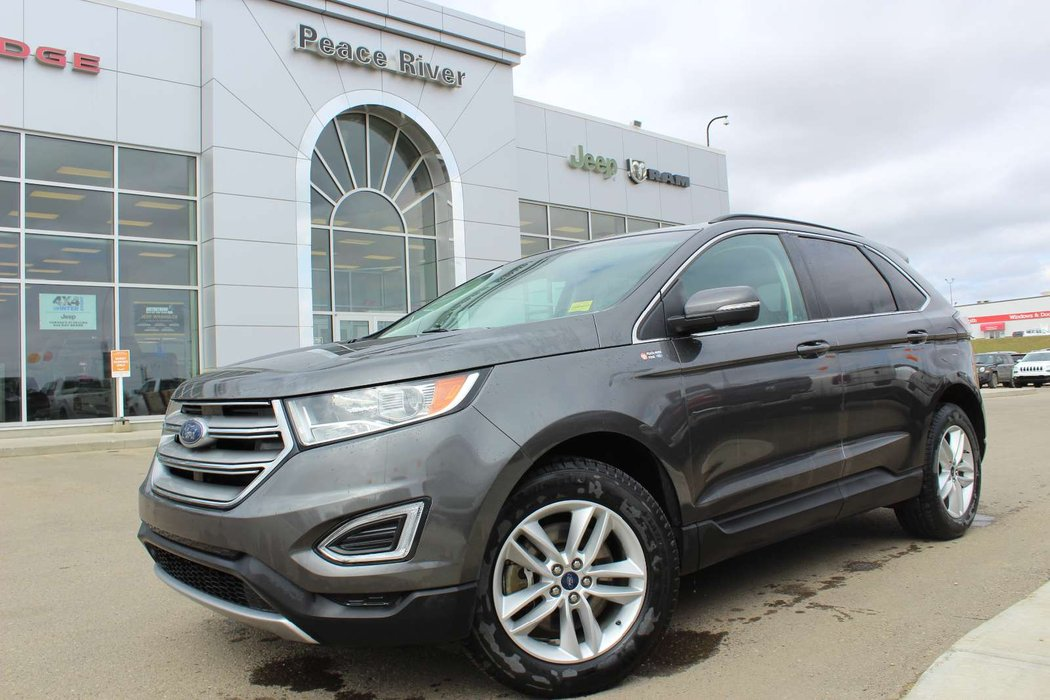 2015 Ford Edge For Sale >> 2015 Ford Edge For Sale In Peace River