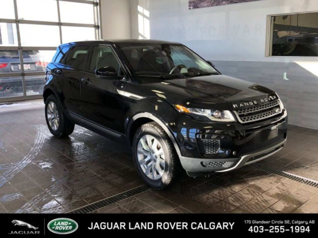 2019 land rover range rover evoque for sale in calgary. Black Bedroom Furniture Sets. Home Design Ideas