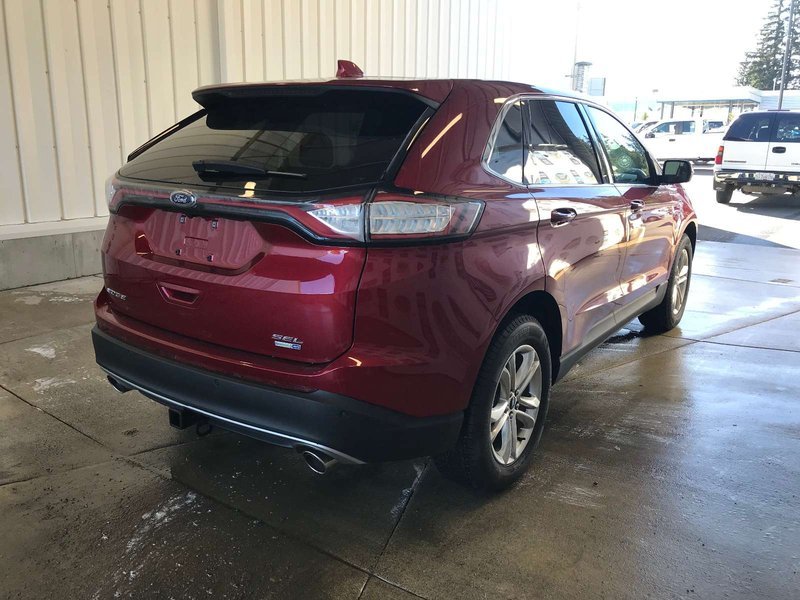 2018 Ford Edge for sale in Campbell River, British Columbia