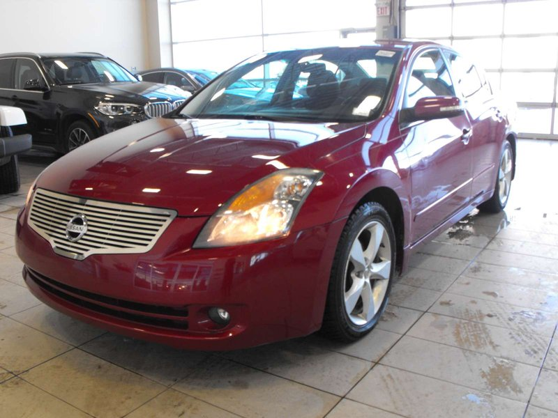 2007 Nissan Altima for sale in Red Deer, Alberta