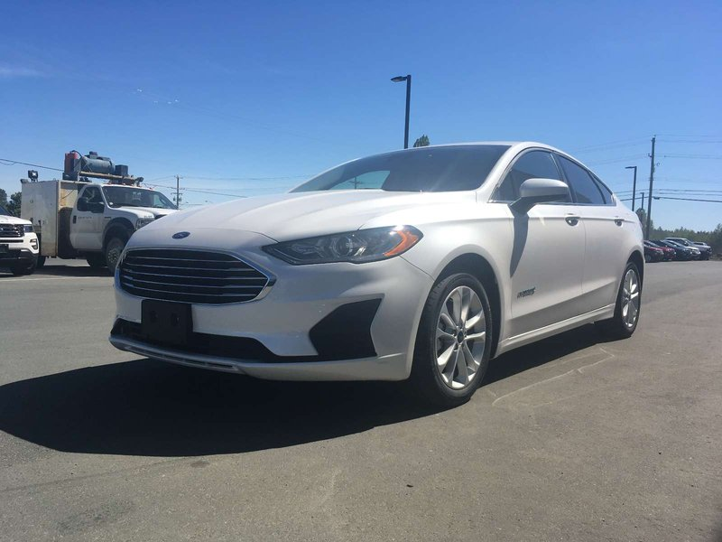 2019 Ford Fusion Hybrid for sale in Campbell River, British Columbia