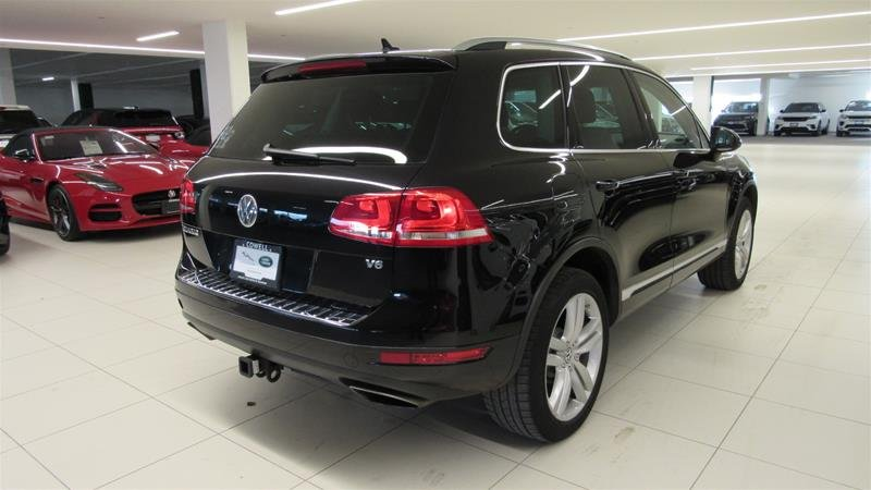 2014 Volkswagen Touareg for sale in Richmond, British Columbia