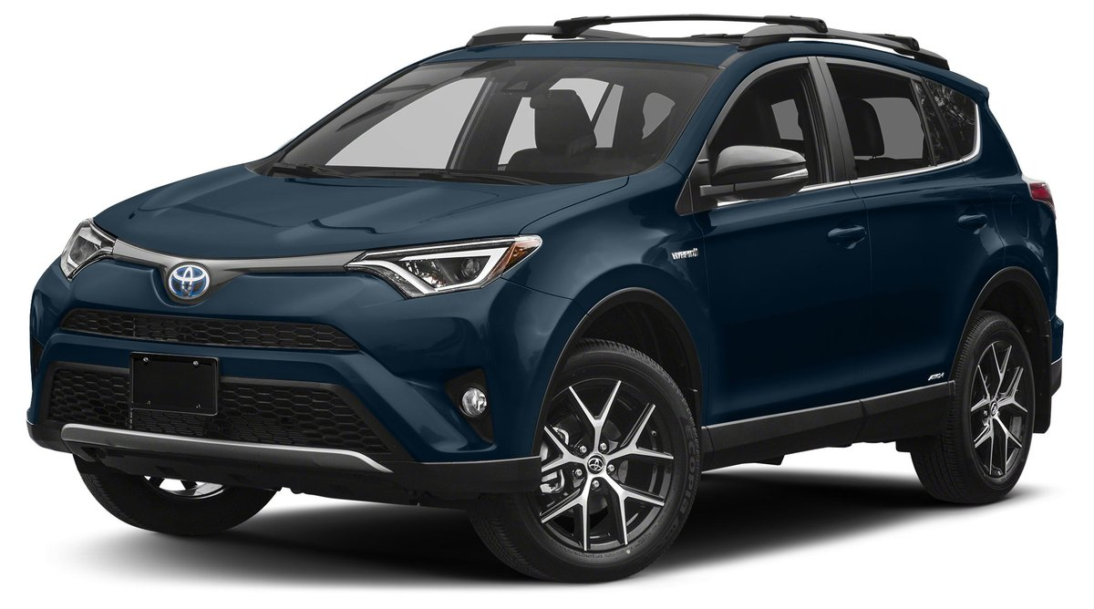 2017 Toyota RAV4 HYBRID for sale in Gander, Newfoundland and Labrador