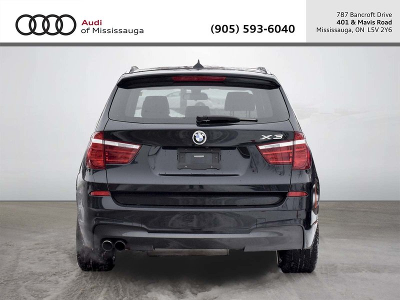 2013 BMW X3 for sale in Mississauga, Ontario