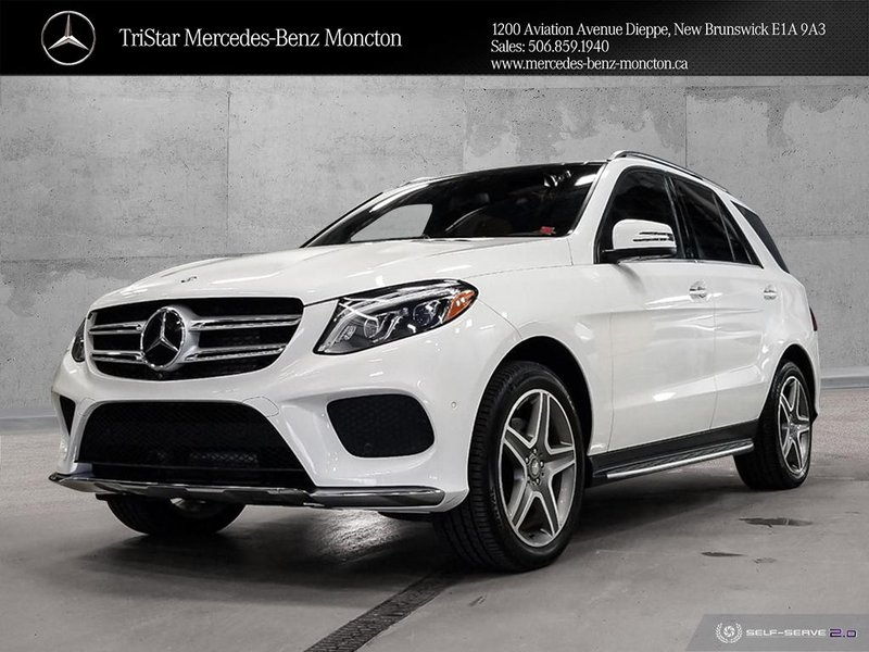 2016 Mercedes-Benz GLE for sale in Dieppe, New Brunswick