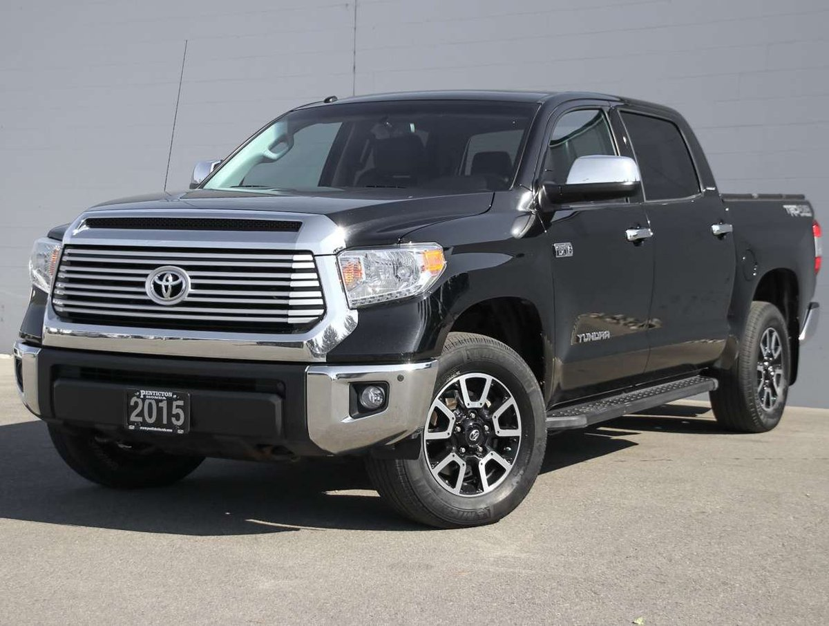 2015 Toyota Tundra For Sale In Penticton Tow Package Wiring