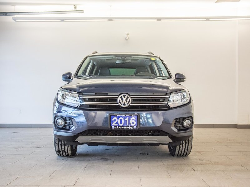 2016 Volkswagen Tiguan for sale in London, Ontario