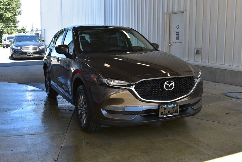 2018 Mazda CX-5 for sale in Campbell River, British Columbia
