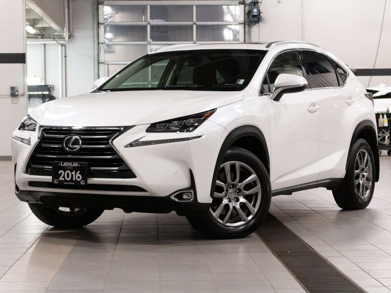 2016 Lexus NX 200T for sale in Kelowna, British Columbia