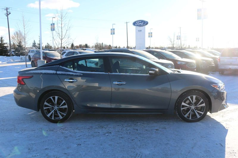 2017 Nissan Maxima for sale in Edmonton, Alberta