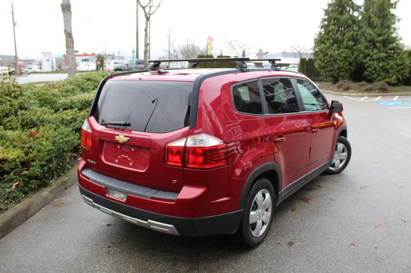2012 Chevrolet Orlando for sale in Langley, British Columbia
