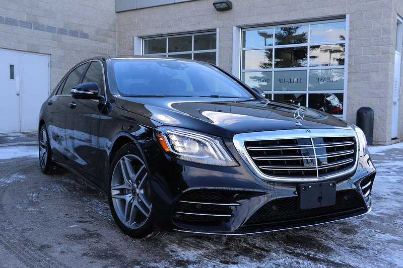 2019 Mercedes-Benz S-Class for sale in Innisfil, Ontario