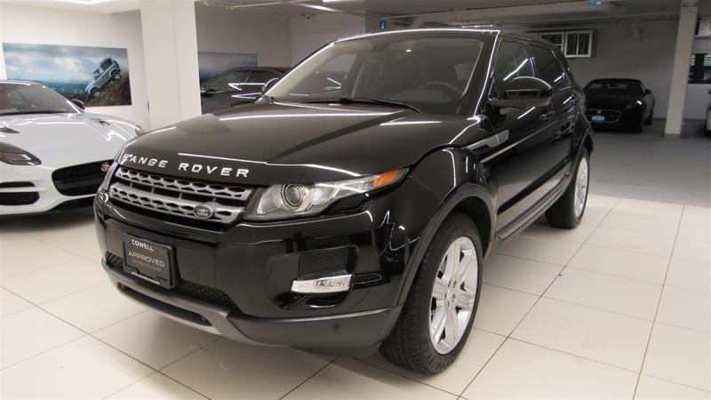 2015 Land Rover Range Rover Evoque for sale in Richmond, British Columbia