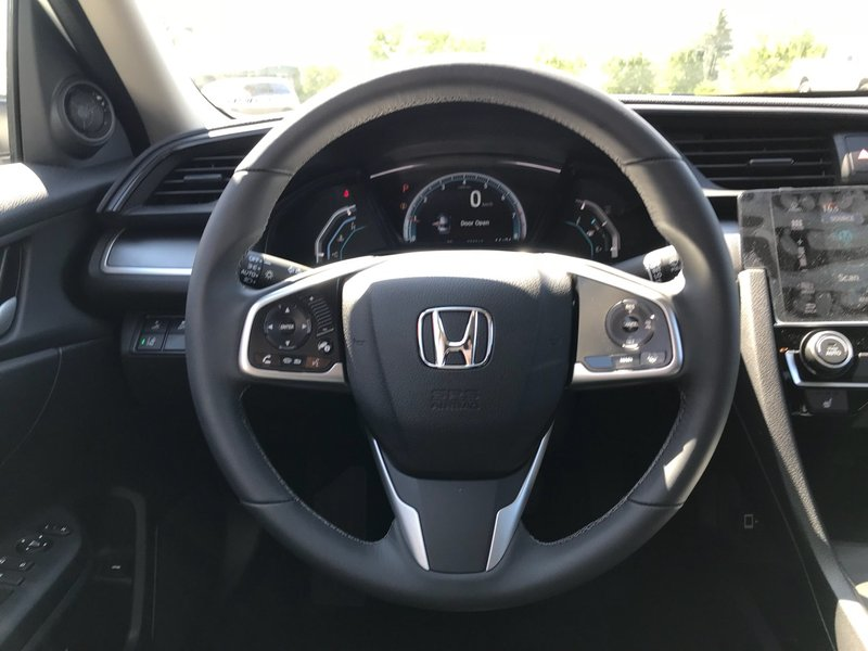 2018 Honda Civic Sedan for sale in Campbell River, British Columbia