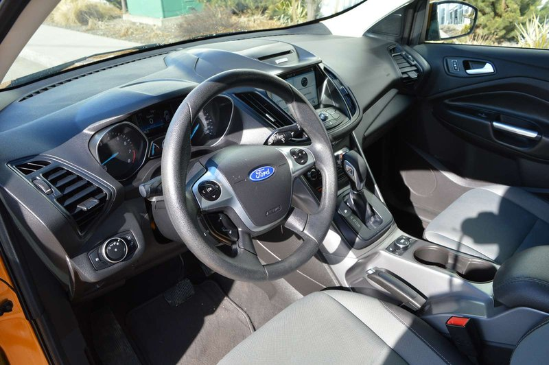 2016 Ford Escape for sale in Kamloops, British Columbia