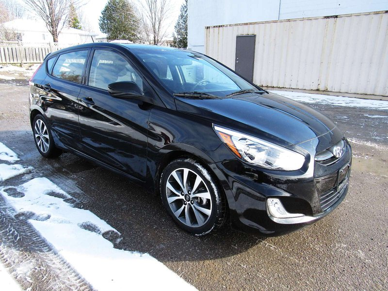 2017 Hyundai Accent for sale in Midland, Ontario