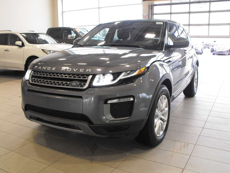 2017 Land Rover Range Rover Evoque for sale in Red Deer, Alberta