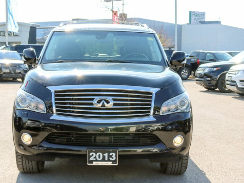 2013 Infiniti QX56 for sale in Winnipeg, Manitoba