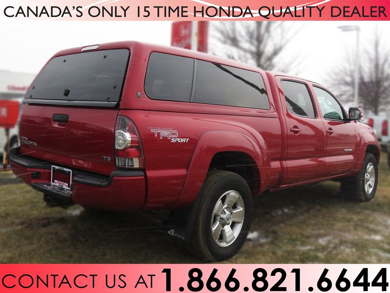2012 Toyota Tacoma for sale in Hamilton, Ontario