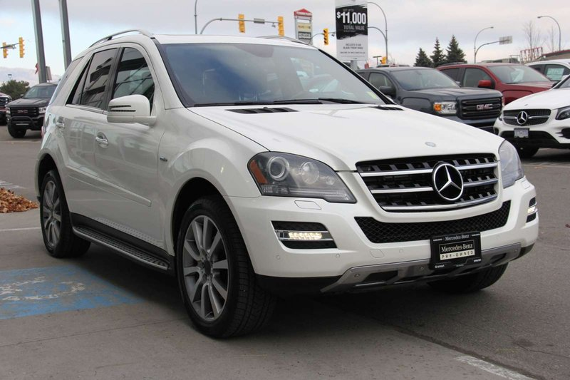 2011 Mercedes-Benz ML for sale in Kamloops, British Columbia