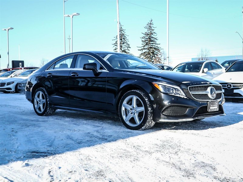 2016 Mercedes-Benz CLS for sale in Ottawa, Ontario
