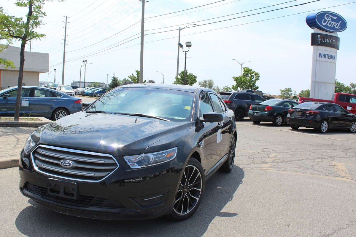 2018 ford taurus for sale in mississauga ontario