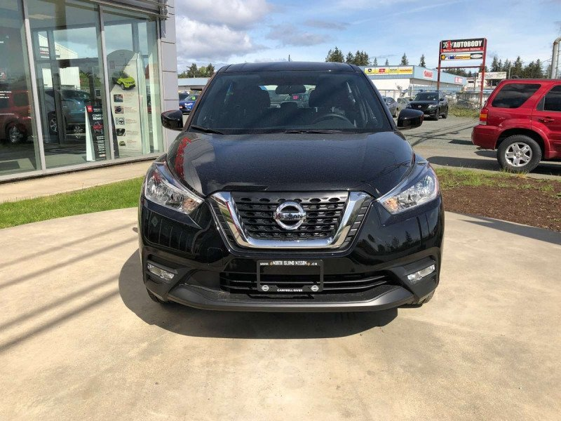 2019 Nissan Kicks for sale in Campbell River, British Columbia