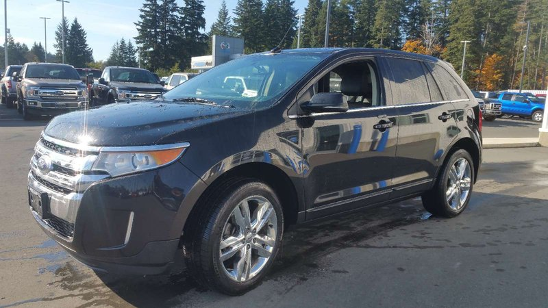 2014 Ford Edge for sale in Campbell River, British Columbia