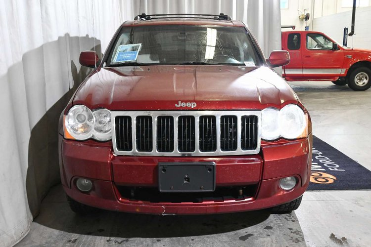 2008 Jeep Grand Cherokee Limited for sale in Red Deer, Alberta