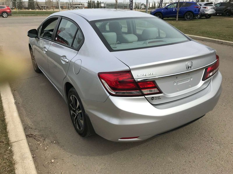 2013 Honda Civic Sedan for sale in Red Deer, Alberta