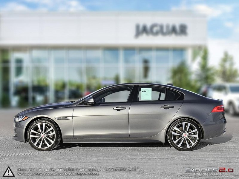 2017 Jaguar XE for sale in Winnipeg, Manitoba