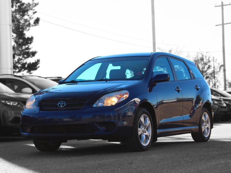 2007 Toyota Matrix for sale in Edmonton, Alberta