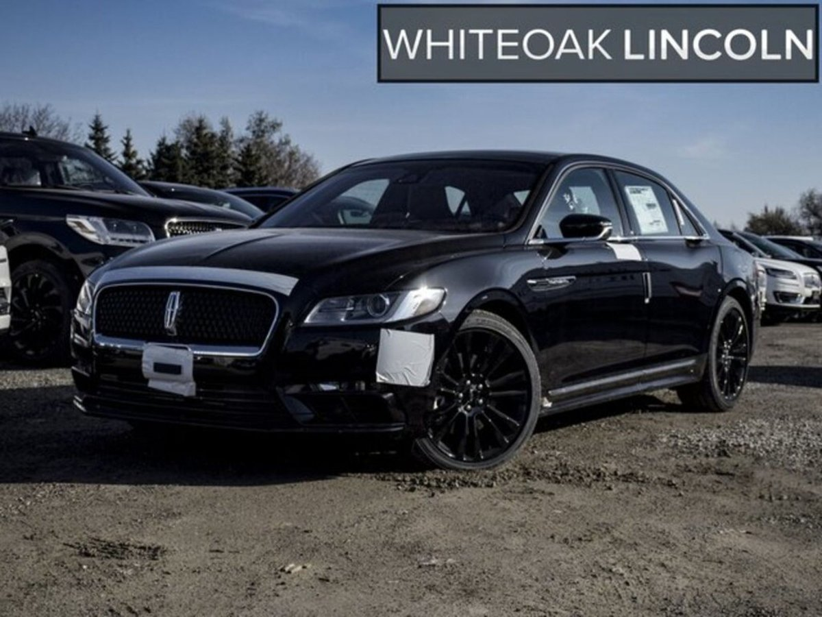 2020 Lincoln Continental For Sale In Mississauga Ontario