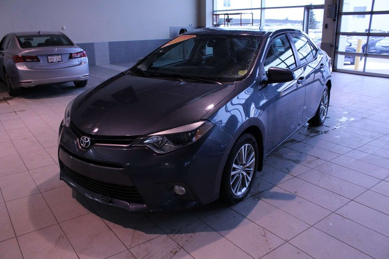 2015 Toyota Corolla for sale in Red Deer, Alberta