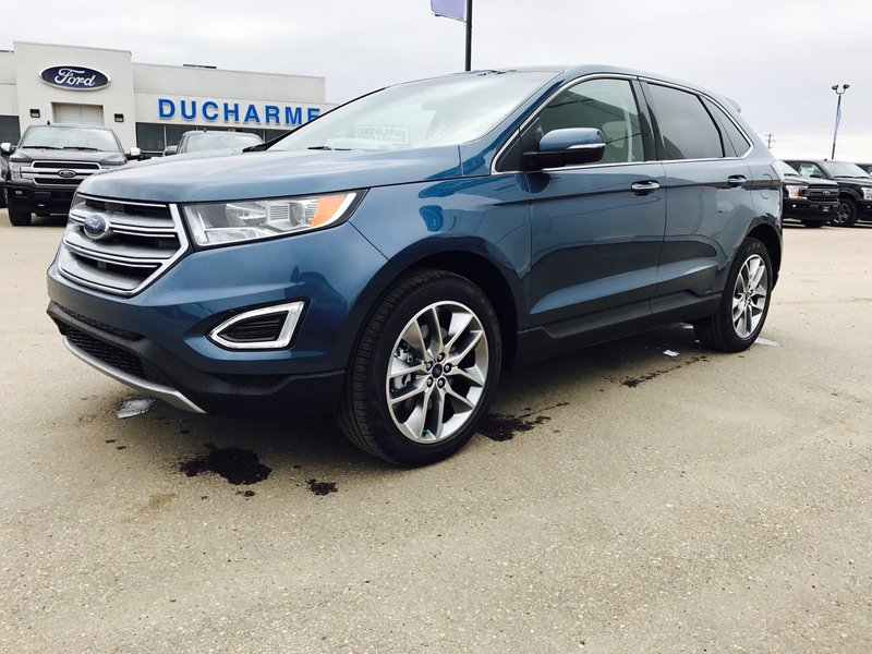 2018 Ford Edge for sale in Bonnyville, Alberta