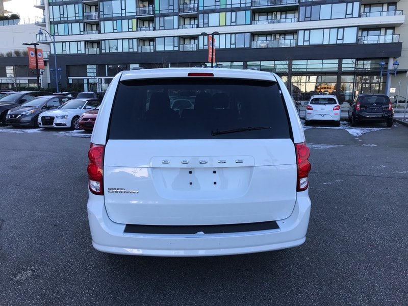 2018 Dodge Grand Caravan for sale in Richmond, British Columbia
