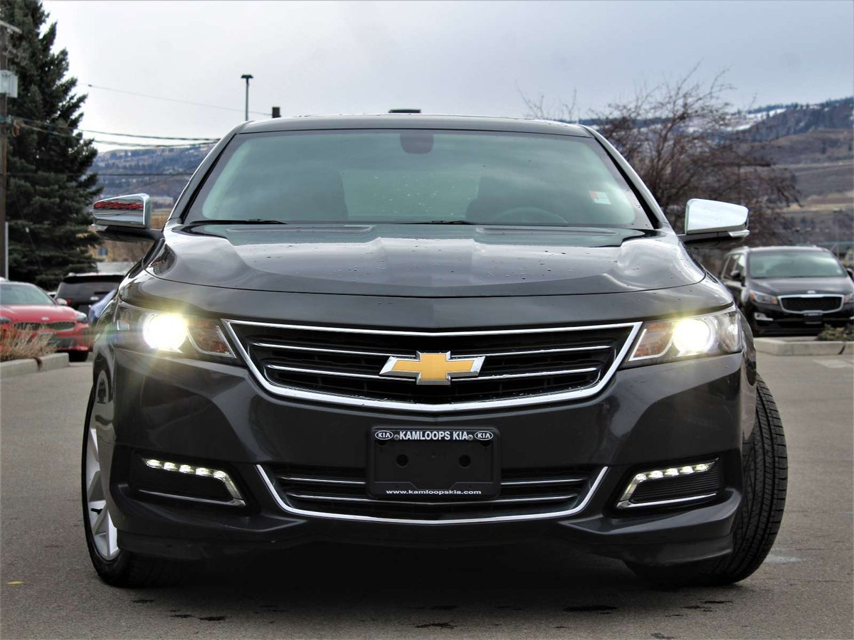 2019 Chevrolet Impala for sale in Kamloops, British Columbia