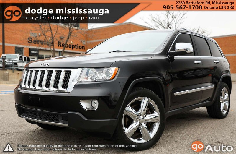 2011 Jeep Grand Cherokee for sale in Mississauga, Ontario