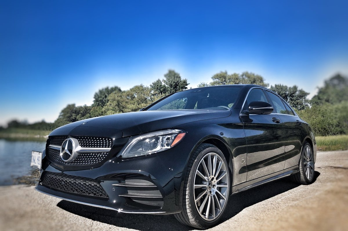 2020 Mercedes-Benz C-Class for sale in Cornwall