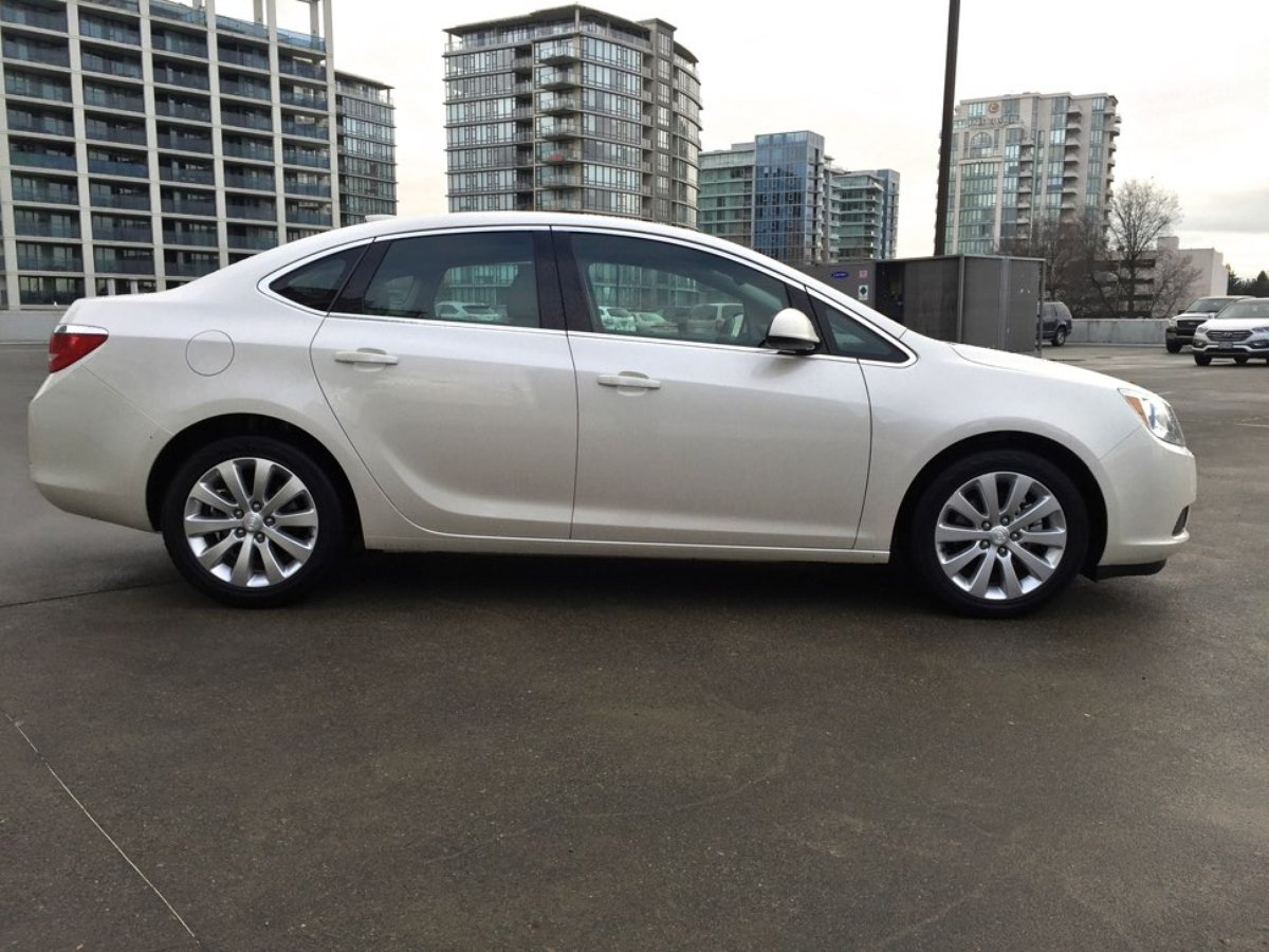 2016 Buick Verano for sale in Richmond, British Columbia