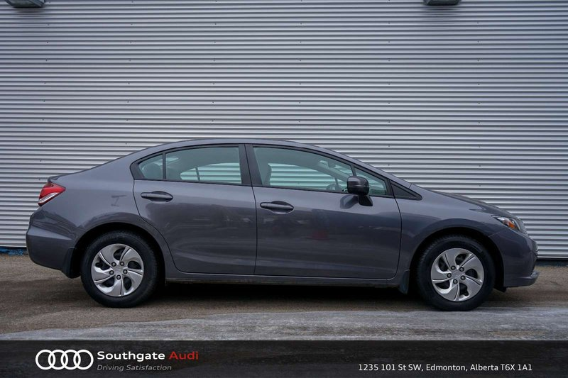 2015 Honda Civic Sedan for sale in Edmonton, Alberta