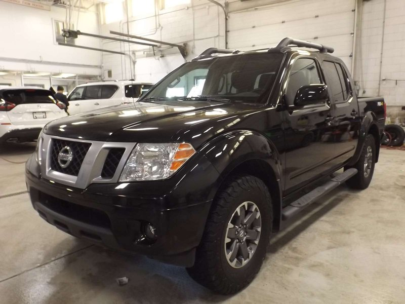 2016 Nissan Frontier for sale in Calgary, Alberta