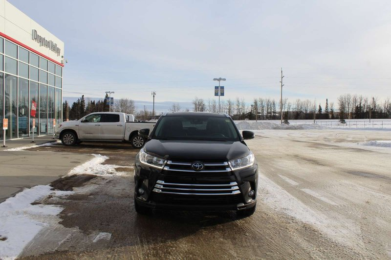 2018 Toyota Highlander for sale in Drayton Valley, Alberta